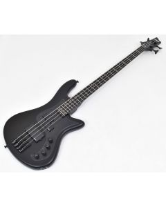 Schecter Stiletto Stealth-4 Electric Bass Satin Black B-Stock 0039 sku number SCHECTER2522.B 0039