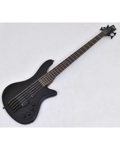 Schecter Stiletto Stealth-5 Electric Bass Satin Black B-Stock 2715 sku number SCHECTER2523.B 2715