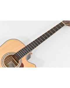 Takamine GD90CE-ZC Dreadnought Acoustic Electric Guitar Natural B Stock 1593 sku number TAKGD90CEZCNAT.B 1593