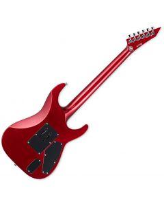 ESP LTD M-I Custom '87 Electric Guitar Candy Apple Red Left Hand sku number LM1CTM87CARLH