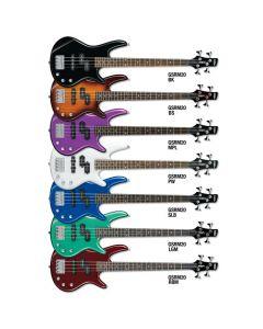 Ibanez GSRM20-MPL miKro Series Electric Bass in Metallic Purple Finish sku number GSRM20MPL