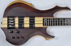 ESP LTD F-4E Bass in Natural Stain B-Stock LF4ENS.B