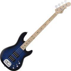 G&L Tribute L-2000 Bass Guitar in Blueburst Finish TI-L20-BLB