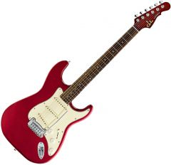 G&L Tribute Legacy Guitar in Candy Apple Red Finish TI-LGY-CAR-RW