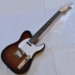 G&L ASAT Classic USA Custom Made Guitar in 3 Tone Sunburst 102041