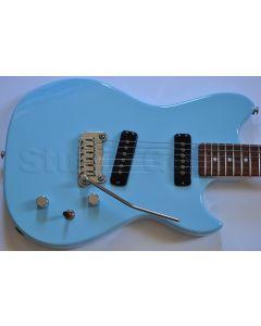 G&L SC-2 USA Custom Made Guitar in Himalayan Blue 104971