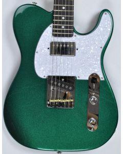 G&L ASAT Classic Bluesboy USA 35th Anniversary Guitar in Emerald USA ASTCB-EMGRN-RW 3283