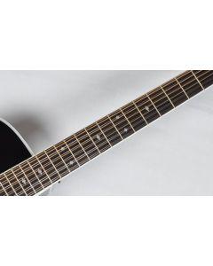 Takamine EF381SC Legacy Series 12 String Acoustic Guitar in Gloss Black Finish TAKEF381SC