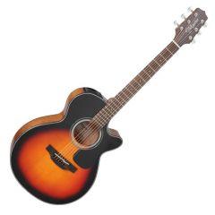 Takamine GF30CE-BSB G-Series G30 Cutaway Acoustic Electric Guitar in Brown Sunburst Finish TAKGF30CEBSB