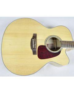 Takamine GJ72CE-NAT Cutaway Acoustic Electric Guitar in Natural Finish B-Stock TAKGJ72CENAT.B