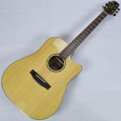 Takamine EG363SC Acoustic Electric Guitar in Natural Finish B-Stock TAKEG363SC.B