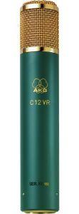 AKG C12 VR Reference Multi-Pattern Tube Condenser Microphone 2221Z00040