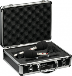AKG C451 B Reference Small-Diaphragm Condenser Microphone - Stereo Set 2895H00210