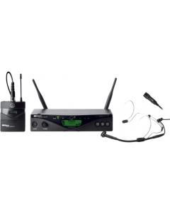 AKG WMS470 PRESENTER SET BD9 - Professional Wireless Microphone System 3309H00210