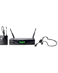 AKG WMS470 Sports Set BD9 - Professional Wireless Microphone System 3308H00210