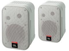 JBL C1PRO-WH Control 1 Pro Speakers White - Pair C1PRO-WH.PAIR