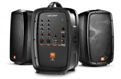 JBL EON206P Portable 6.5 Two-Way system with Detachable Powered Mixer EON206P