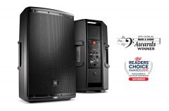 JBL EON615 15 Two-Way Multipurpose Self-Powered Sound Reinforcement EON615