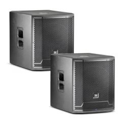 "JBL PRX715XLF 15"" Self-Powered Extended Low Frequency Subwoofer System - Pair PRX715XLF.PAIR"