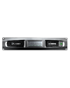 Crown Audio DCi 8|600N Eight-channel 600W @ 4Ω Power Amplifier with BLU Link 70V/100V GDCI8X600N-U-US