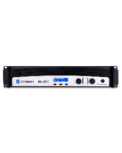 Crown Audio DSi 4000 Two-Channel 1200W Power Amplifier DSi4000