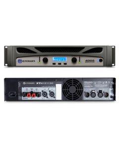 Crown XTi 4002 Two-Channel 1200W Power Amplifier sku number NXTI4002-U-US