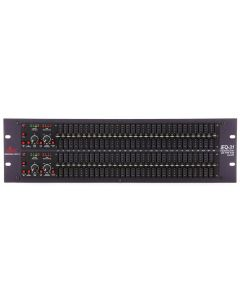 dbx iEQ31 Dual 31-Band Graphic EQ/Limiter with Type V NR and AFS sku number DBXIEQ31-M