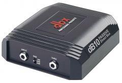 dbx db10 Passive Direct Box DBXDB10V