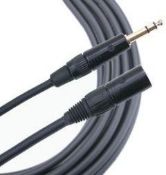 Mogami Gold TRS-XLRM Cable 6 ft. GOLD-TRSXLRM-06