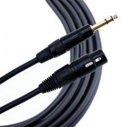 Mogami Gold TRS-XLRF Cable 10 ft. GOLD-TRSXLRF-10