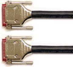 Mogami Gold AES YTD DB25-DB25 Cable 25 ft. GOLD AES YTD DB25DB25-25