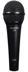 Audix F50-S Dynamic Vocal Microphone With Switch 54916