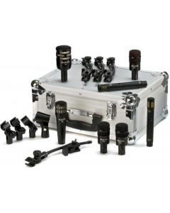 Audix DP7 7-piece Drum Mic Package sku number 54920