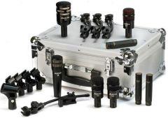 Audix DP Elite 8-piece Drum Mic Package 54921