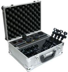 Audix Studio Elite 8 piece Studio Mic Package 54922