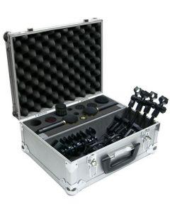Audix Studio Elite 8 piece Studio Mic Package sku number 54922