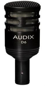 Audix D6 Kick Drum Microphone 54935
