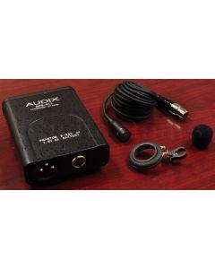 Audix ADX10-FLP Miniaturized flute Condenser Cardioid Microphone sku number 55164