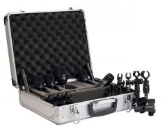 Audix FP7 7-Piece Fusion Drum Mic Package 110666