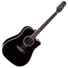 Takamine Signature Series SW341SC Steve Wariner Acoustic Guitar in Gloss Black Finish TAKSW341SC