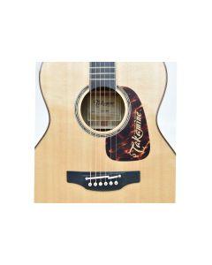 Takamine TLD-M2 Solid Spruce Top Figured Myrtle Back Limited Edition Guitar sku number TAKTLDM2