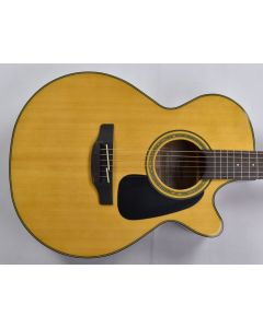 Takamine GF30CE-NAT G-Series G30 Cutaway Acoustic Electric Guitar in Natural Finish B-Stock CC130605192 TAKGF30CENAT.B 5192
