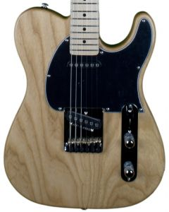 G&L usa custom asat classic electric guitar in vintage natural 111462