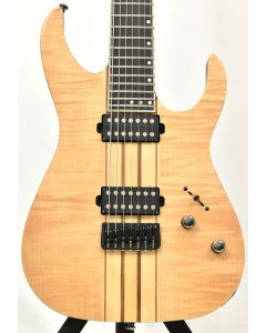 Schecter Banshee Elite-7 Electric Guitar Gloss Natural B-Stock 0699 sku number SCHECTER1252.B 0699