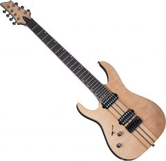 Schecter Banshee Elite-7 Left-Handed Electric Guitar Gloss Natural SCHECTER1257
