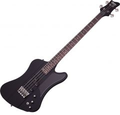 Schecter Sixx Electric Bass in Satin Black Finish SCHECTER210