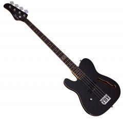Schecter Signature dUg Pinnick Baron-H Left-Handed Electric Bass Gloss Black SCHECTER263