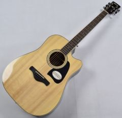 Ibanez AW535CE-NT Artwood Series Acoustic Electric Guitar in Natural High Gloss Finish B-Stock CD140406308 AW535CENT.B 6308