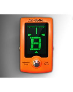 GoGo Chromatic True Bypass Pedal Tuner sku number 98569
