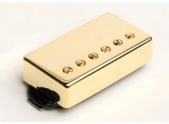 Seymour Duncan Humbucker SH-PG1b Pearly Gates Bridge Pickup Gold Cover 11102-49-Gc